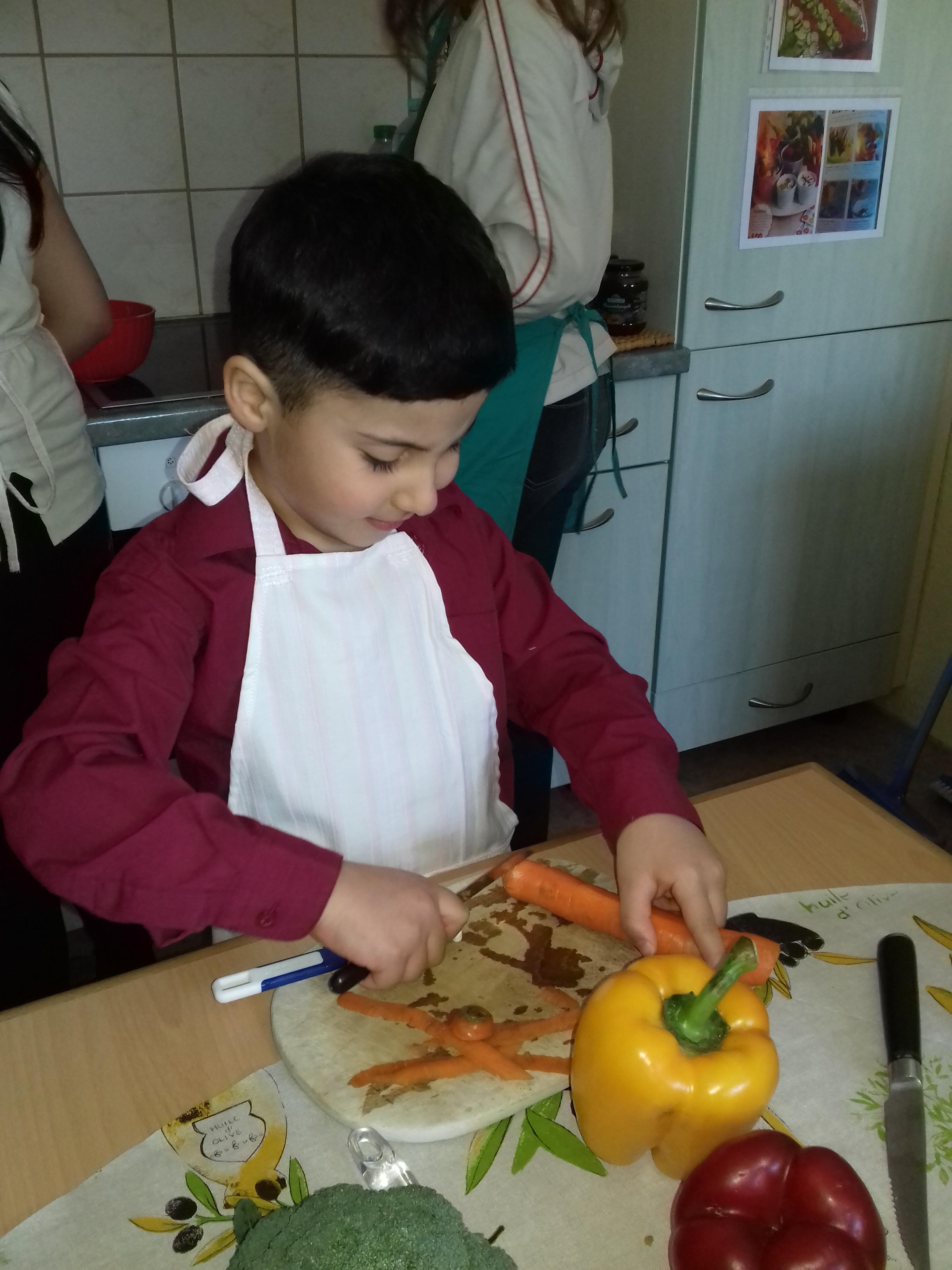 Was Kindern schmeckt
